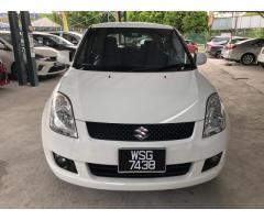 SUZUKI SWIFT 2009年 110967Km