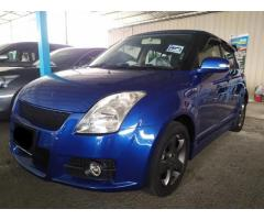 SUZUKI SWIFT 2011年 68395Km