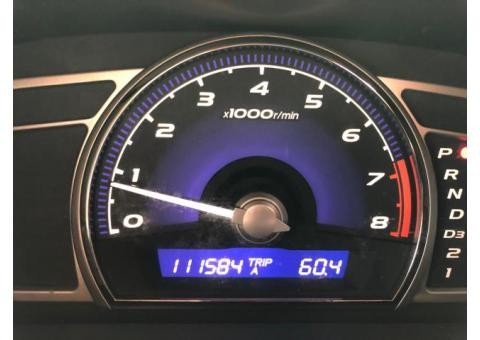 HONDA CIVIC 2009年 111584Km
