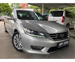 HONDA ACCORD 2013年 95375Km