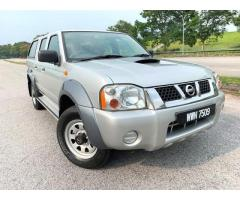 NISSAN FRONTIER 2012年 80815Km