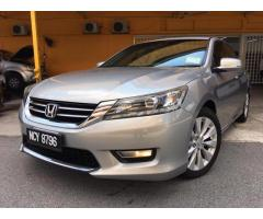 HONDA ACCORD 2014年 83423Km